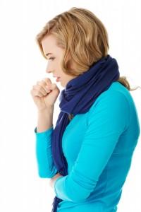 Vastzittende hoest type hoest