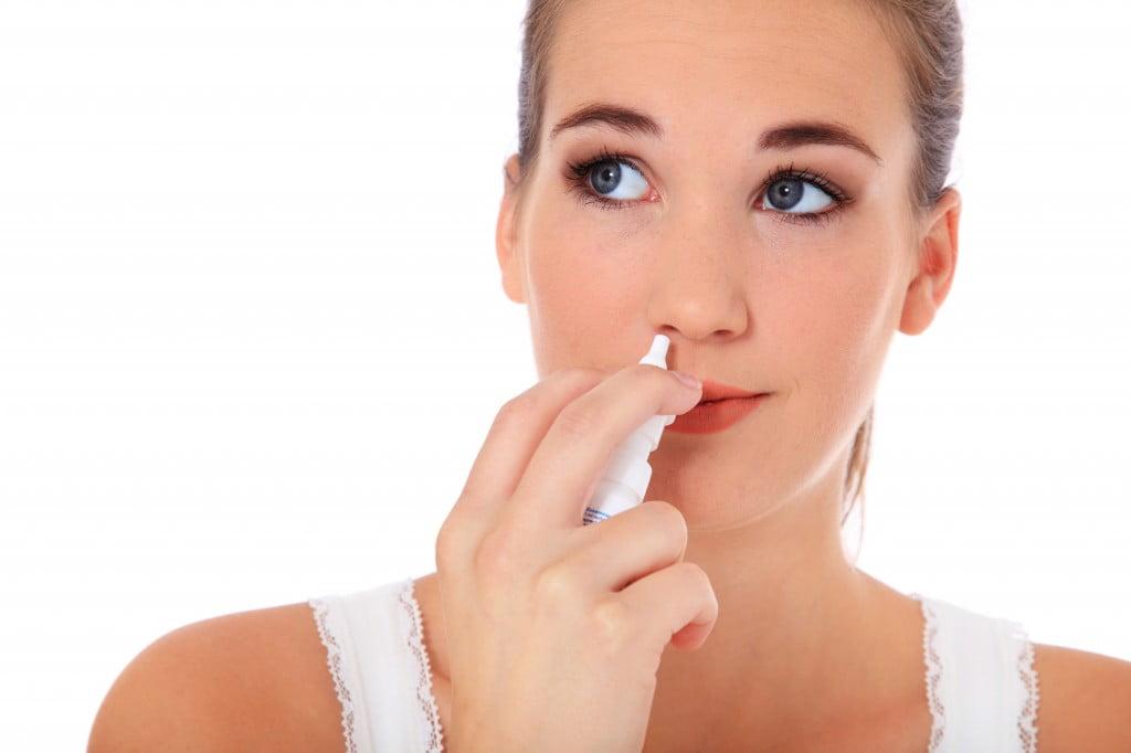 Verslaafd aan neusspray: de oplossing