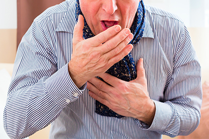 Astma de griep type hoest